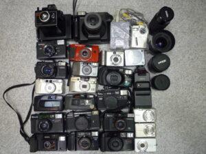 遺品整理 生前整理 カメラ 買取